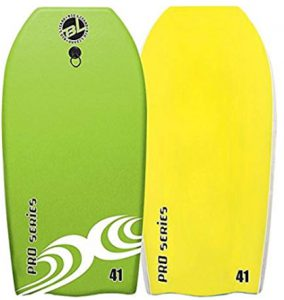 Body Boards - Professional Series Slick Bottom Body Board - Heat Se