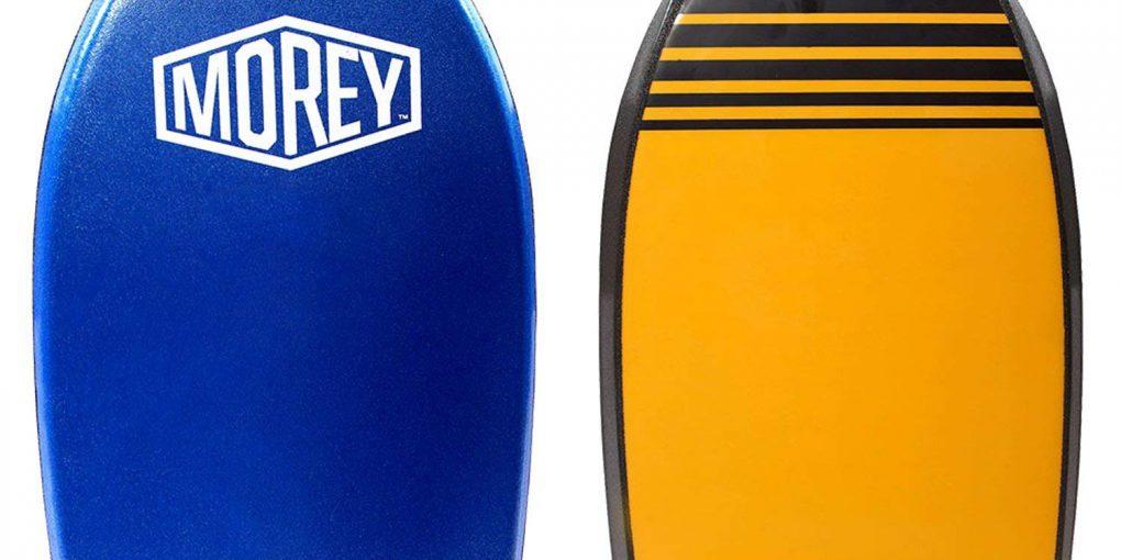 Morey Bodyboards Mini Boogie 21 - Blue Black Orange