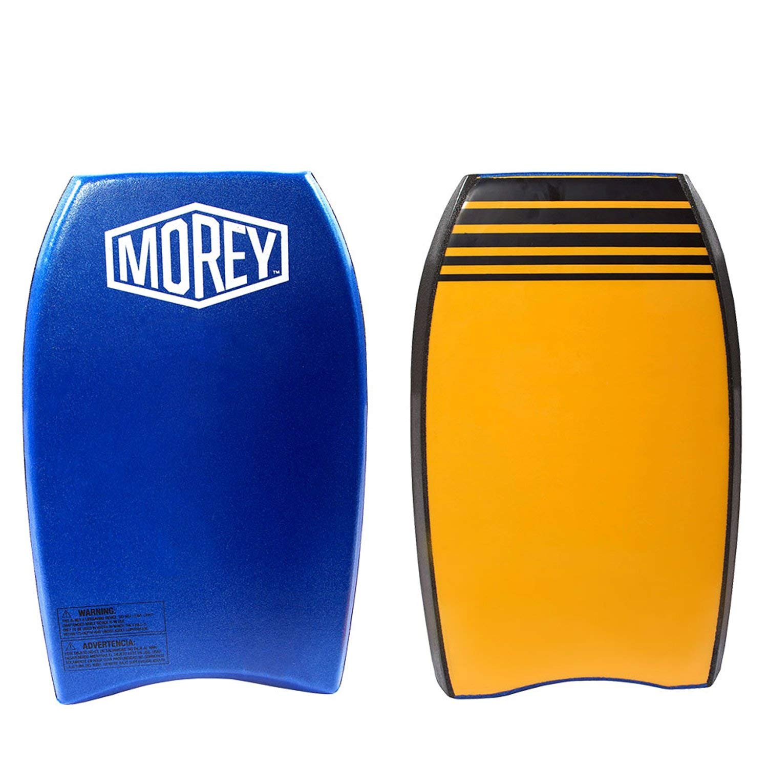 Morey Bodyboards Mini Boogie 21 - Blue Black Orange