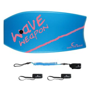 Own the Wave 'Beach Attack Pack' - Wave Weapon Super Lightweight Body-Board