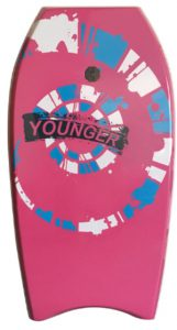 Younger 37 inch Super Bodyboard with IXPE deck, Perfect surfing _ S